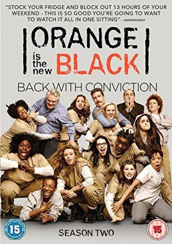 Orange Is The New Black - Season 2 [DVD] [2015] by Taylor Schilling