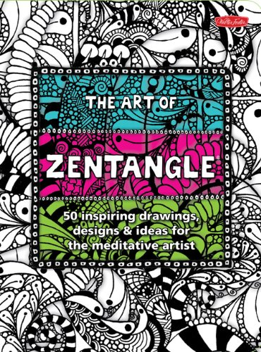 The Art of Zentangle: 50 inspiring drawings,