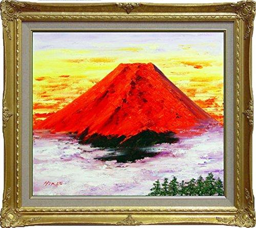 「赤富士」西村拡人