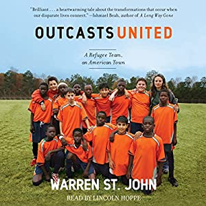 Outcasts United Audiobook