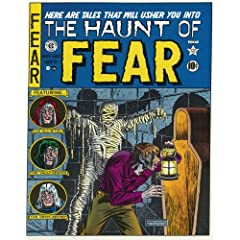 Picture of The EC Archives: Haunt of Fear (Hardcover) cover
