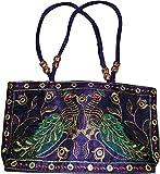 Czds India Women's Blue Handbag (BAG-14)