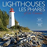 Lighthouses of Canada Wall Calendar 2015