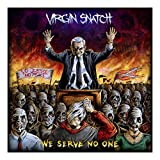 Virgin Snatch: We Serve No One (digipack) [CD]