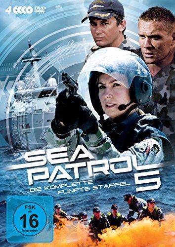 Sea Patrol (Complete Series 5) - 4-DVD Box Set ( Sea Patrol Five: Damage Control ) [ NON-USA FORMAT, PAL, Reg.2 Import - Germany ] (Damages Season 4 compare prices)