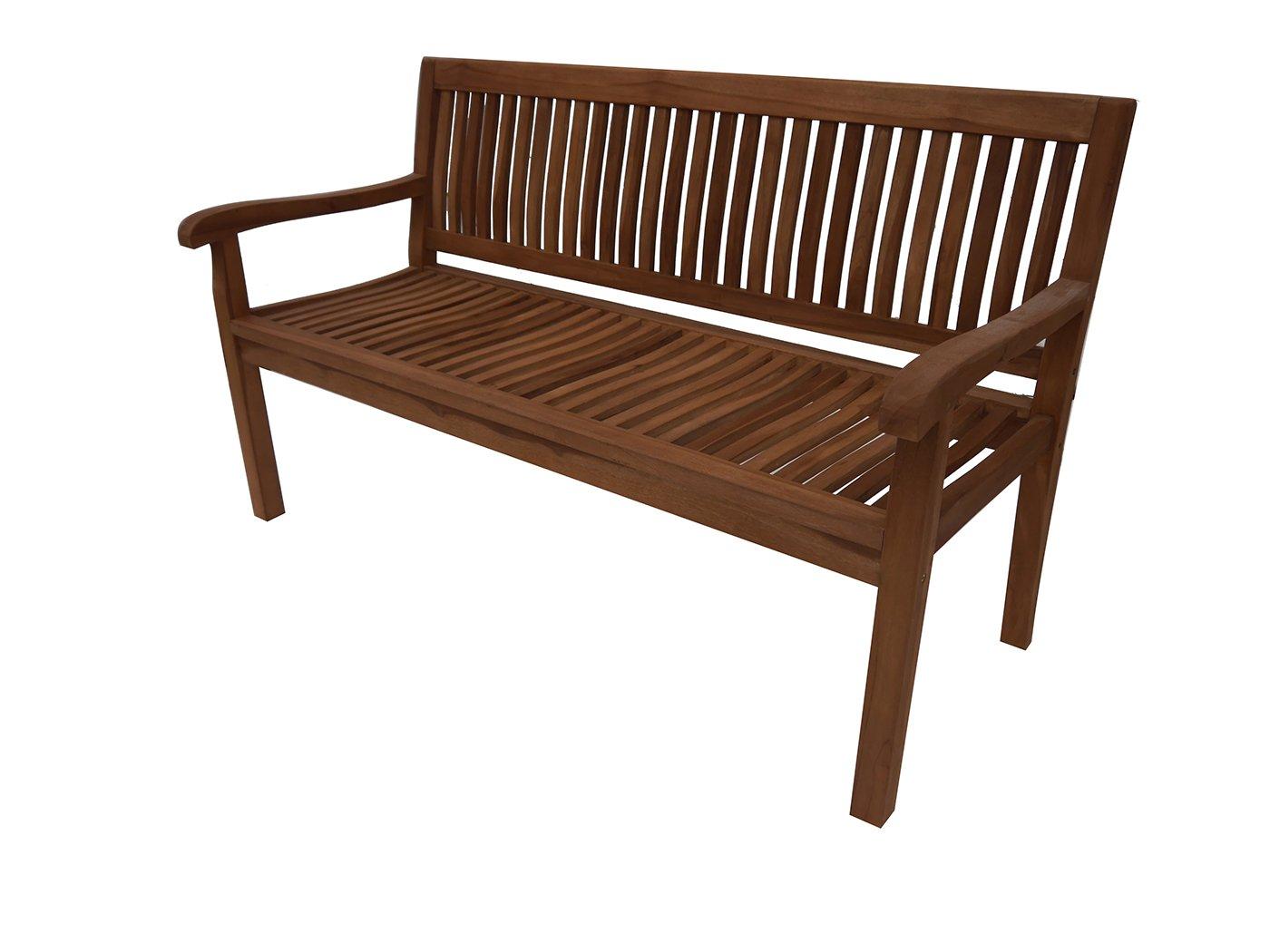SAM® A Klasse Teak Holz 3 Sitzer Gartenbank Sitzbank Dumai 150 cm bestellen