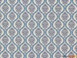 Vintage Diary 255231 Wallpaper Country Cottage Style Blue / Grey
