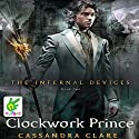 Clockwork Prince Audiobook by Cassandra Clare Narrated by Ed Westwick, Heather Lind