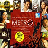 Life In A Metro (Hindi Music/ Bollywood Songs / Film Soundtrack / Sharman Joshi/ Kangana Ranawat / Shilpa Shetty/ Various Artists / Pritam)