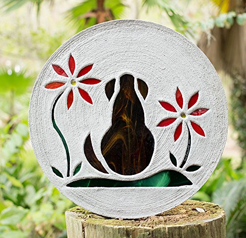 dark-brown-dog-stained-glass-stepping-stone-75