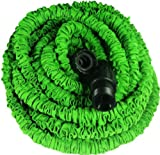 eFuture(TM) Green Flexible and Expanding Garden Water Hose +eFutures nice Keyring