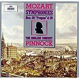Mozart:Symphonies No.38 & 39