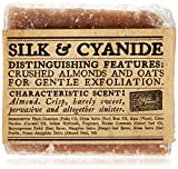 Villainess Silk and Cyanide Body Soap, 3.5 Ounce