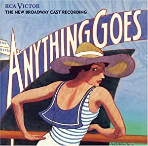Anything Goes - The New Broadway Cast Recording
