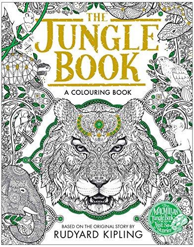 The Macmillan Jungle Book Colouring Book (Colouring Books)