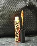 Orange Hair Mascara Gel Uv Neon, Black Light, Rave, Party