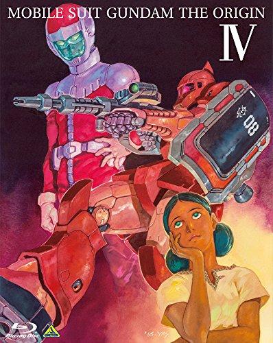 機動戦士ガンダム THE ORIGIN IV[Blu-ray/ブルーレイ]