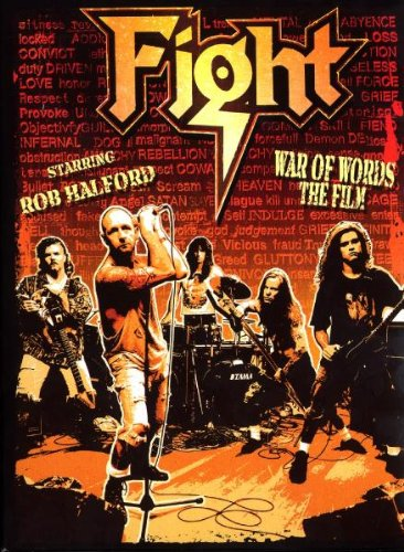 FIGHT - WAR OF WORDS: THE FILM (IMPORT) (DVD)