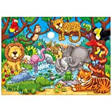Who's in the Jungle?by Orchard Toys