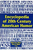 img - for Encyclopedia of 20th-Century American Humor: book / textbook / text book