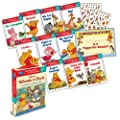 Reading Adventures Winnie the Pooh Level Pre-1 Boxed Set