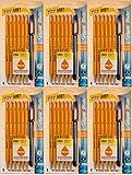 Paper Mate Sharpwriter 0.7mm Mechanical Pencils, Total: 30 Pencils (6 X 5 Count Packs) + Bonus InkJoy Pen
