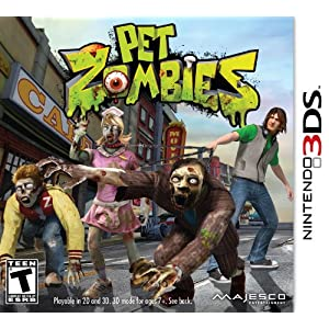 Pet Zombies for Nintendo 3DS