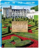 Best of Europe: Beautiful France (BD Combo) [Blu-ray]