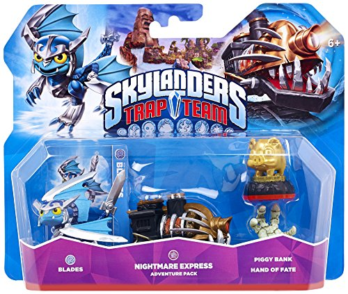 Skylanders: Trap Team - Adventure Pack Wave 1