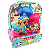 Shimmer and Shine Group Sublimated 16 inch Mochila