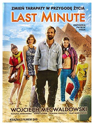 Last Minute [DVD]+[KSIĄŻKA] [Region 2] (IMPORT) (Nessuna versione italiana)