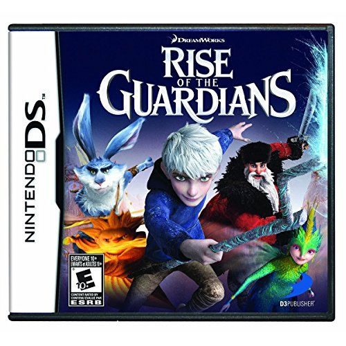 Rise of the Guardians: The Video Game - Nintendo DS - 1
