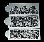 Stencils for Cake Designs - Camilla R...