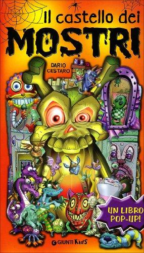 Il castello dei mostri Libro pop up PDF
