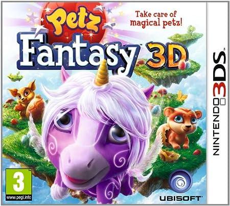 Fantasy Petz 3D (Nintendo 3DS)