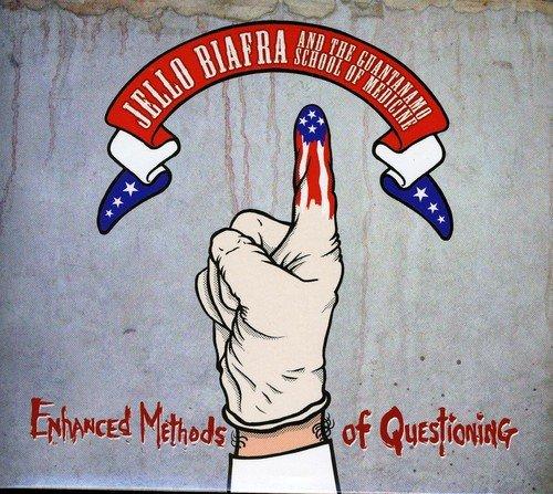CD : BIAFRA,JELLO / GUANTANAMO SCHOOL OF MEDICINE - Enhanced Methods Of Questioning