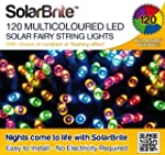 Solar Brite Deluxe Multi Coloured Sol...