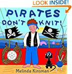 Children's Book: Pirates Don't Knit!:...