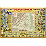 Virginia and the War Between the States Poster