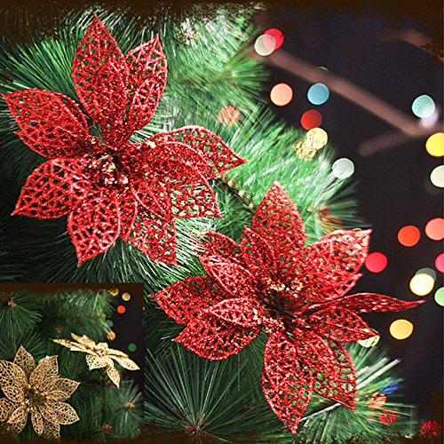 new-6-inch-christmas-artificial-flowers-xmas-tree-decorations-hollow-wedding-party-decor-ornaments-1