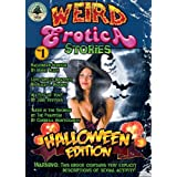 Weird Erotica Stories Halloween Edition ~ June Stevens