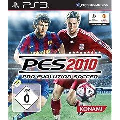 PES 2010 – Pro Evolution Soccer (PS3)