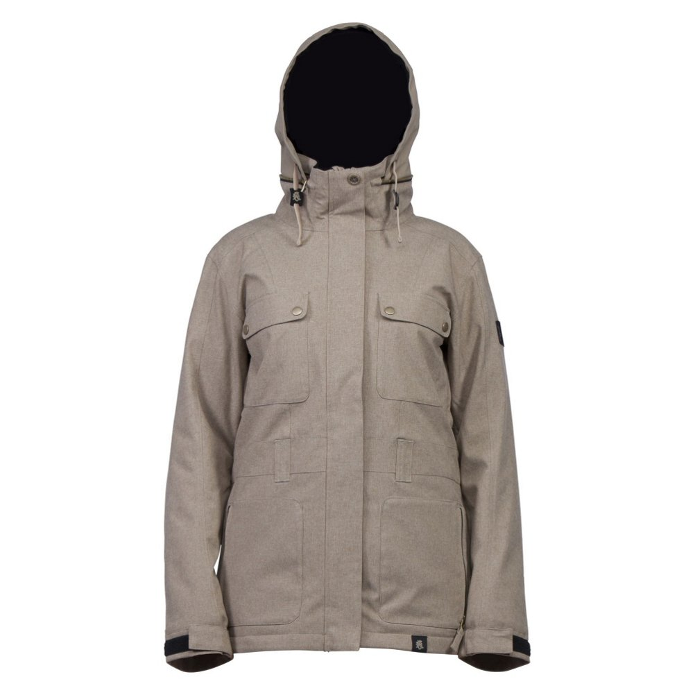 Damen Snowboard Jacke Cappel Secret Jacket günstig kaufen
