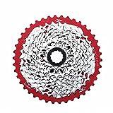 Mountain Adaptateur Cassette arrière pour vélo 40 Rouge - Best Reviews Guide