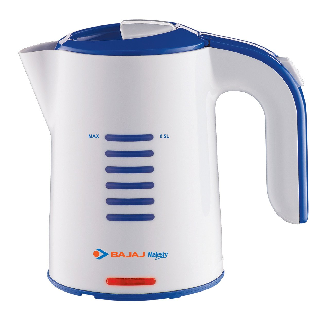 Bajaj Majesty KTX 1 0.5-Litre Travel Electric Kettle at Rs 640 from Amazon.in