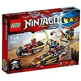 レゴ (LEGO) ニンジャゴー ニンジャのパワーバイク 70600 ランキングお取り寄せ