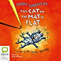 The Cat on the Mat is Flat Audiobook by Andy Griffiths, Terry Denton Narrated by Stig Wemyss