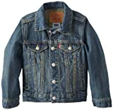 Levis Boys 2-7 Trucker Jacket