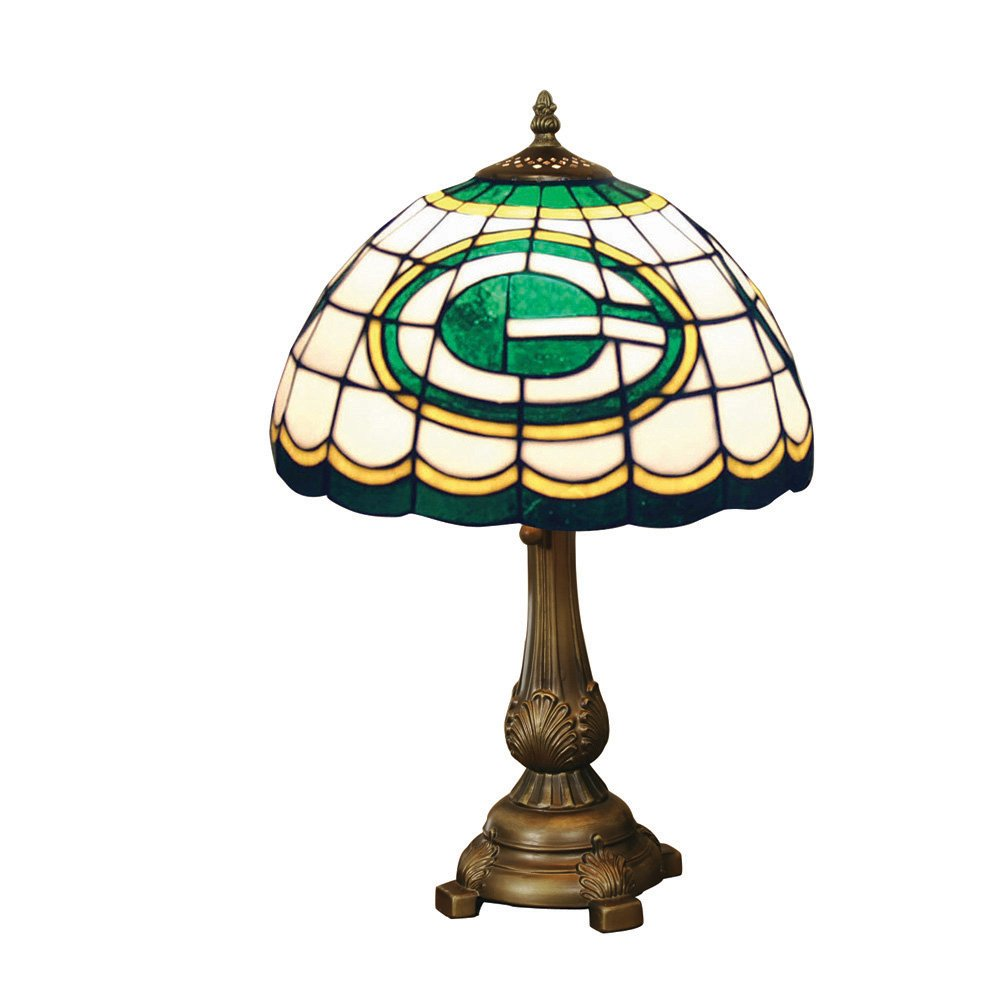 NFL Green Bay Packers Tiffany Table Lamp