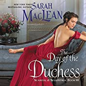 The Day of the Duchess: Scandal & Scoundrel, Book III | Sarah MacLean